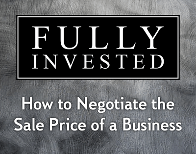 Negotiate Sale Price of Business