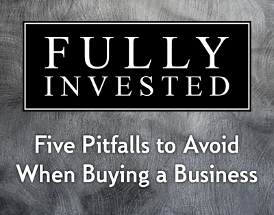 5 Pitfalls to Avoid When Buying a Business