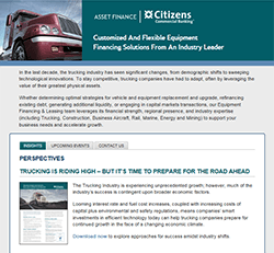 Citizens Transportation Finance