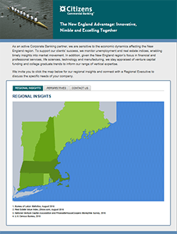 Citizens New England Banking