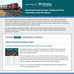 Citizens Rail Finance