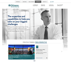 Citizens Commercial Banking